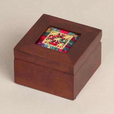 click here to view larger image of Mini Box - Mahogany (accessory)