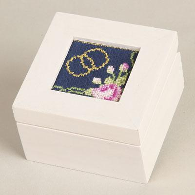 click here to view larger image of Mini Box - Whitewash (accessory)