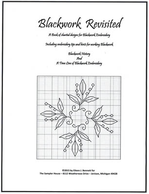 click here to view larger image of Blackwork Revisited (book)