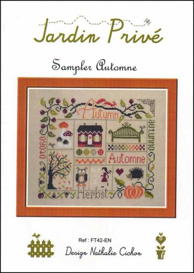 click here to view larger image of Sampler Automne (chart)