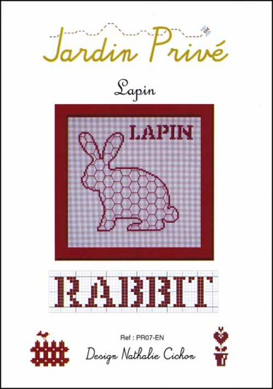 click here to view larger image of Lapin (Rabbit) (chart)
