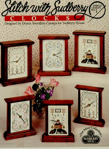 click here to view larger image of Clocks #1 (chart)