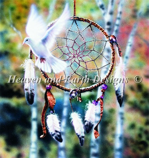 click here to view larger image of Dreamcatcher Dove (chart)