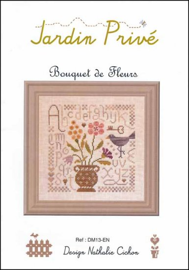 click here to view larger image of Bouquet de Fleurs (chart)