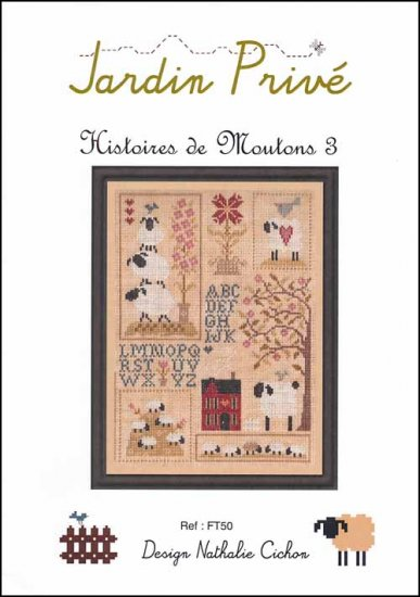 click here to view larger image of Histoires de Moutons 3 (chart)