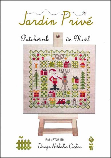 click here to view larger image of Patchwork De Noel (chart)
