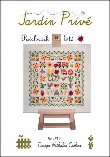 click here to view larger image of Patchwork Ete (chart)