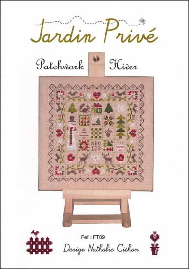 click here to view larger image of Patchwork Hiver (chart)