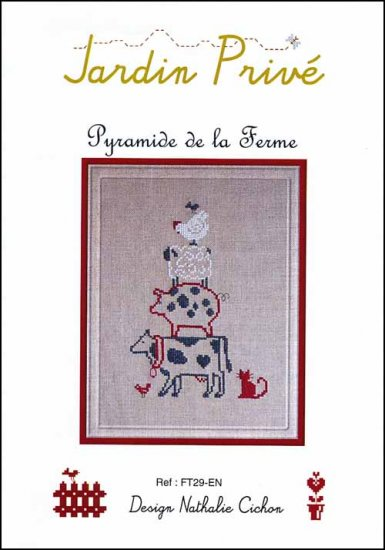 click here to view larger image of Pyramide De La Ferme (chart)