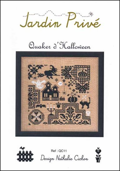 click here to view larger image of Quaker DHalloween (chart)