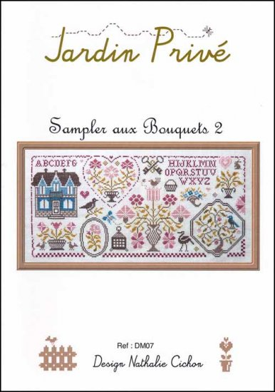 click here to view larger image of Sampler Aux Bouquets 2 (chart)
