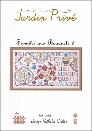click here to view larger image of Sampler Aux Bouquets 3 (chart)
