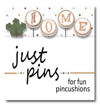 click here to view larger image of Just Pins - Block Party - H Is For Home (pin)