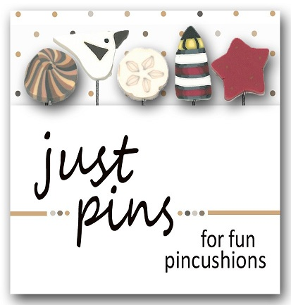 click here to view larger image of Just Pins - Seaside (pin)