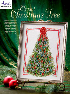 click here to view larger image of Elegant Christmas Tree (chart)