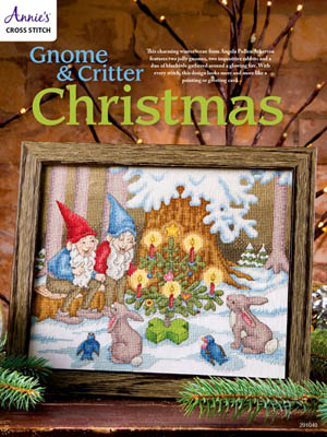 click here to view larger image of Gnome and Critter Christmas (chart)