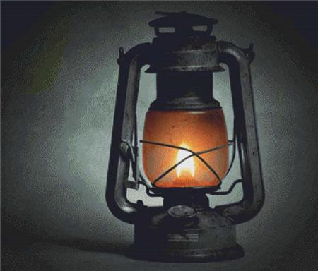 click here to view larger image of Kerosene Lamp (chart)