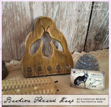 click here to view larger image of Beehive Thread Keeper (LIMITED) (accessory)