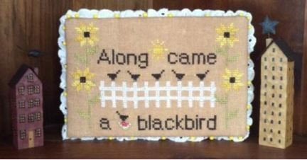 click here to view larger image of Along Came A Blackbird (chart)