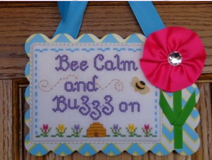 click here to view larger image of Bee Calm (chart)