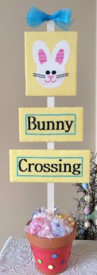 click here to view larger image of Bunny Crossing (chart)