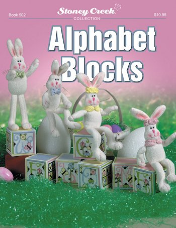 click here to view larger image of Alphabet Blocks (chart)