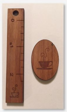 click here to view larger image of Tea Time Ruler and Winder (accessory)