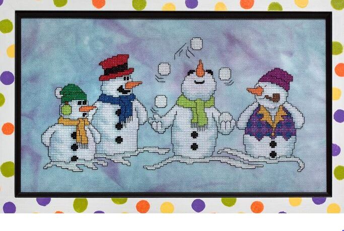 click here to view larger image of Snow Pals (chart)