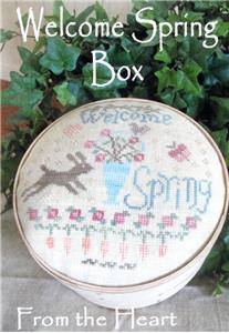 click here to view larger image of Welcome Spring Box (chart)