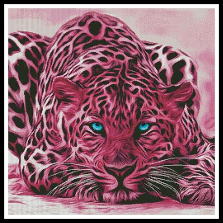 click here to view larger image of Pink Leopard (chart)
