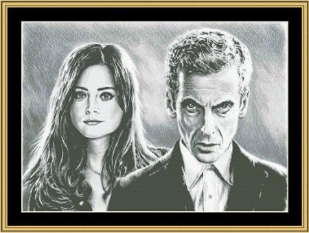 click here to view larger image of Doctor Who I (chart)