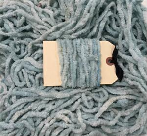 click here to view larger image of Robin Egg Blue - Jumbo Chenille (fiber)