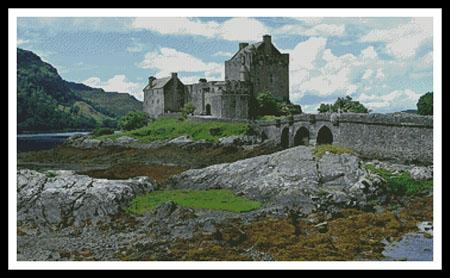 click here to view larger image of Eilean Donan Castle (chart)