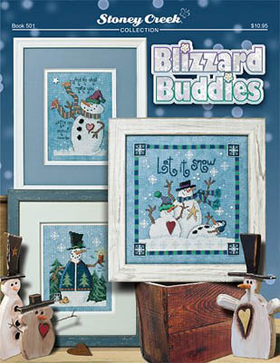click here to view larger image of Blizzard Buddies (chart)