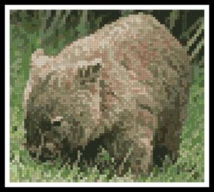 click here to view larger image of Mini Wombat (chart)