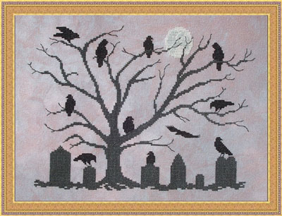 click here to view larger image of Mourning Tree, The (chart)
