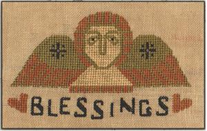 click here to view larger image of Blessings (chart)