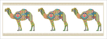 click here to view larger image of Camel Parade (chart)