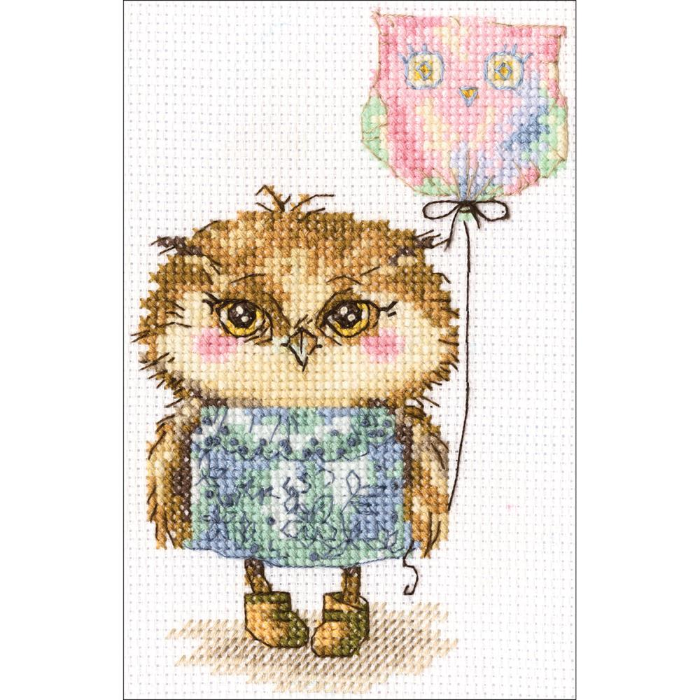 click here to view larger image of Dream (counted cross stitch kit)