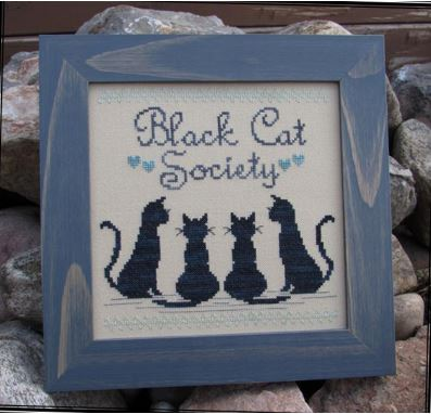 click here to view larger image of Black Cat Society (chart)