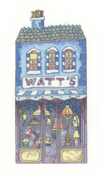 click here to view larger image of Watts - High Street (Chart only) (chart)