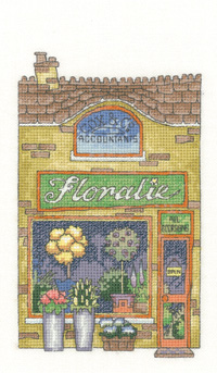 click here to view larger image of Floralie - High Street (Chart only) (chart)