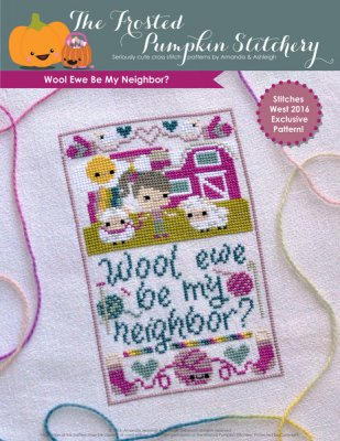 click here to view larger image of Wool Ewe Be My Neighbor (chart)