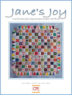 click here to view larger image of Janes Joy (chart)