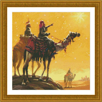 click here to view larger image of Wise Men (chart)