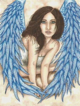 click here to view larger image of Angel Gazing (chart)