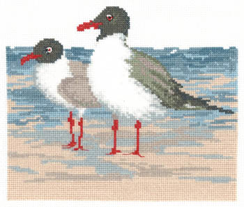 click here to view larger image of Laughing Gulls (chart)
