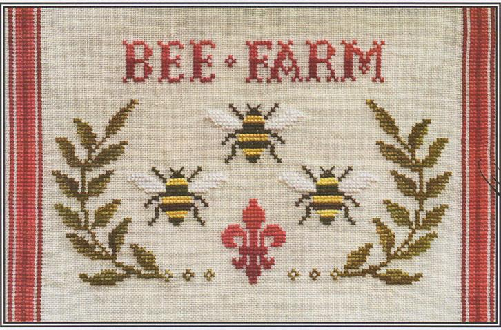click here to view larger image of Bee Farm (chart)