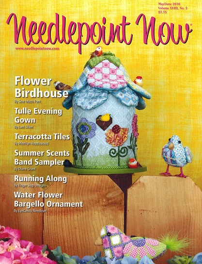 click here to view larger image of Needlepoint Now May/June 2016 (magazines)