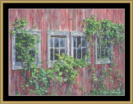 click here to view larger image of Barn Windows (chart)